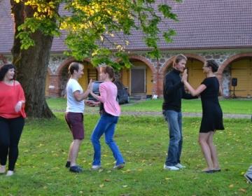 Estonian Salsa Summer Camp
