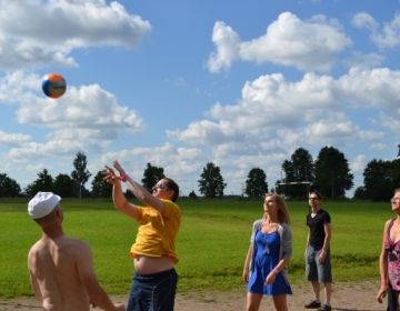 Estonian Salsa Summer Camp