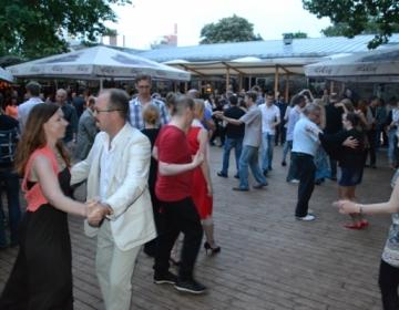 Summer salsa parties 2013