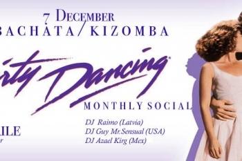 Sellel laupäeval: Dirty Dancing Social (Kizombachata pidu 2)