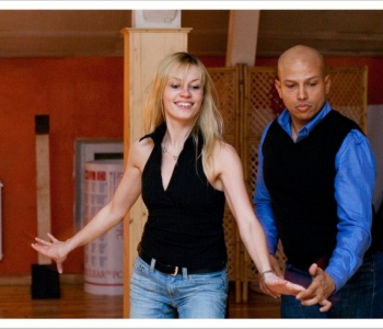 10. aprill Joe Davids L.A. Salsa workshop
