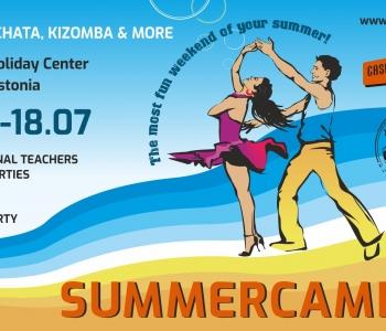 CdB Gone Wild Summercamp 16-18 July