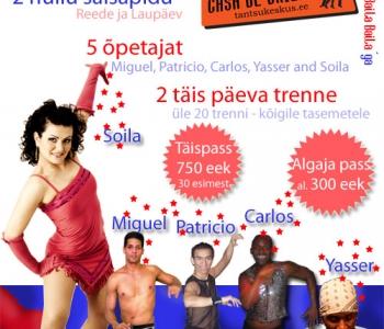 30.okt - 01. nov KUUM KUUBA MINIFESTIVAL - Casa de Baile Baila Fest