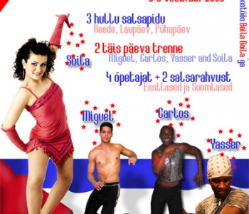 Casa de Baile Baila Fest