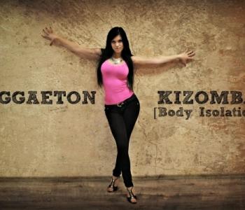Kizomba kehaliikumine ja Reggaeton!