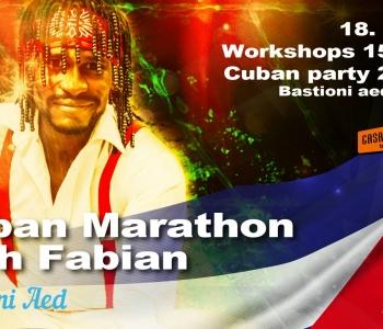 Kuuba Maraton Bastioni Aias Fabianiga