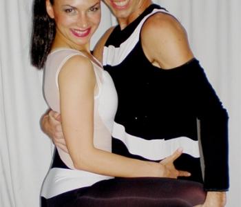 Rita & Tamiri Salsa workshop juba 5 - 6. detsembril. TÄIENDATUD!