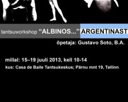 Involved MTÜ - koreograafia workshop CdB-s