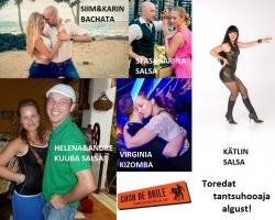 Uus tantsuhooaeg põnevate stiilidega