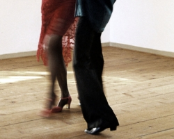 Argentiina tango workshop ja praktika